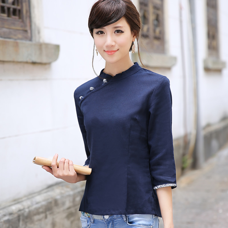Buy low price, high quality chinese ladies tops with worldwide shipping on mundo-halflife.tk